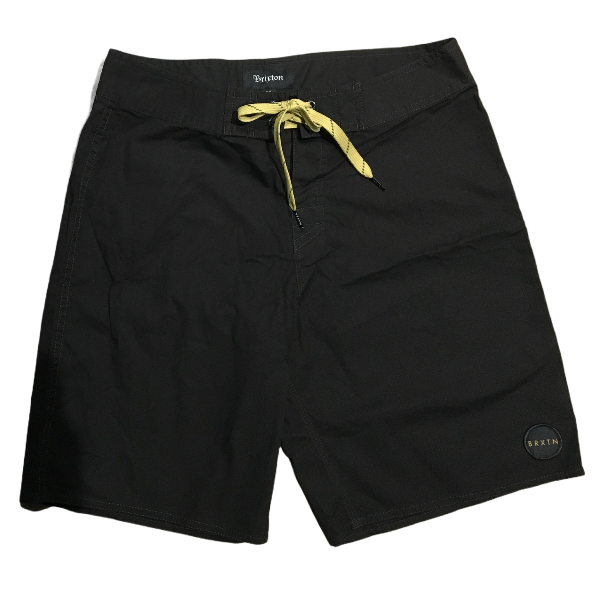 Brixton Meyer Swim Trunk Black