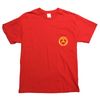 Iron Claw Skates Starbar Tee Red
