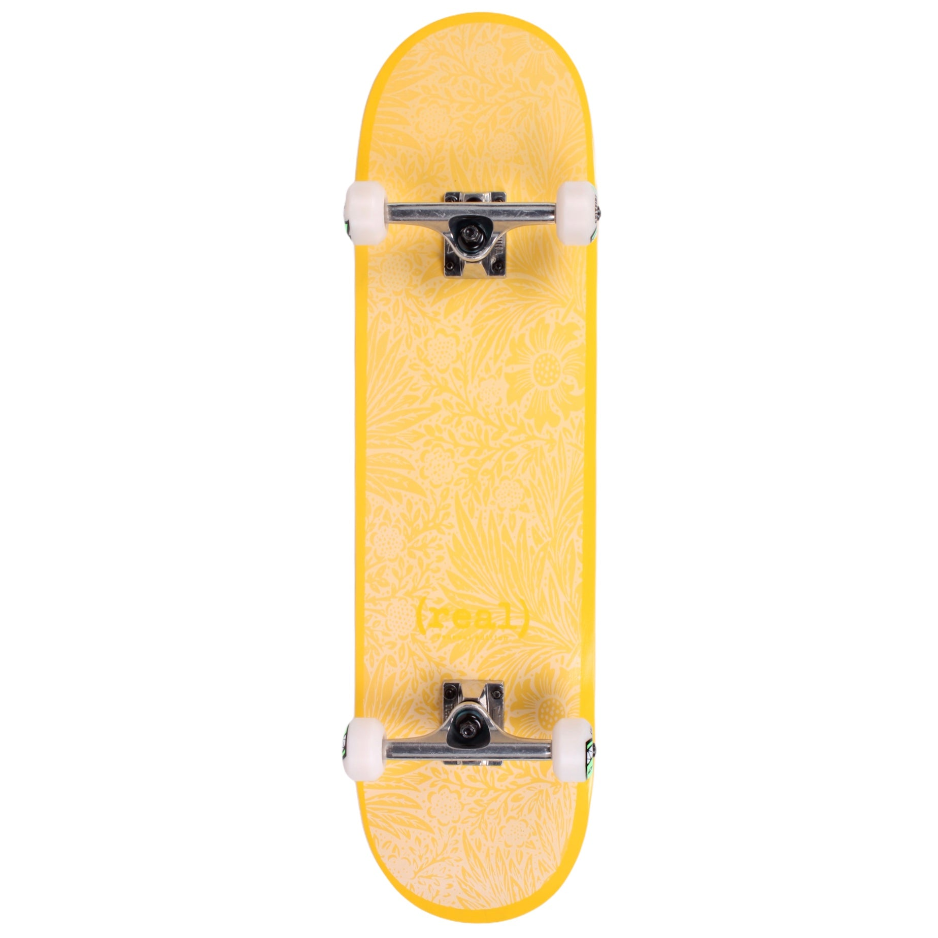 "Real Renewal Flowers Standard Skateboard Complete 8.38"" (With Free Skate Tool)"