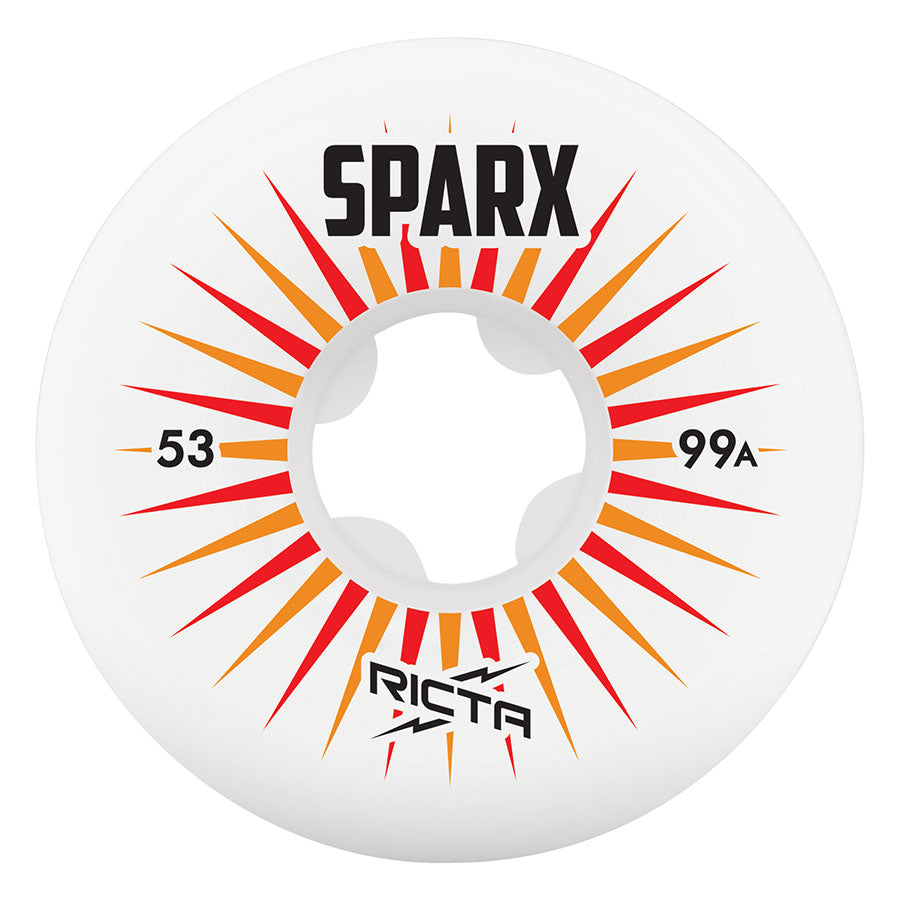 Ricta Wheels Sparx 99a 53mm