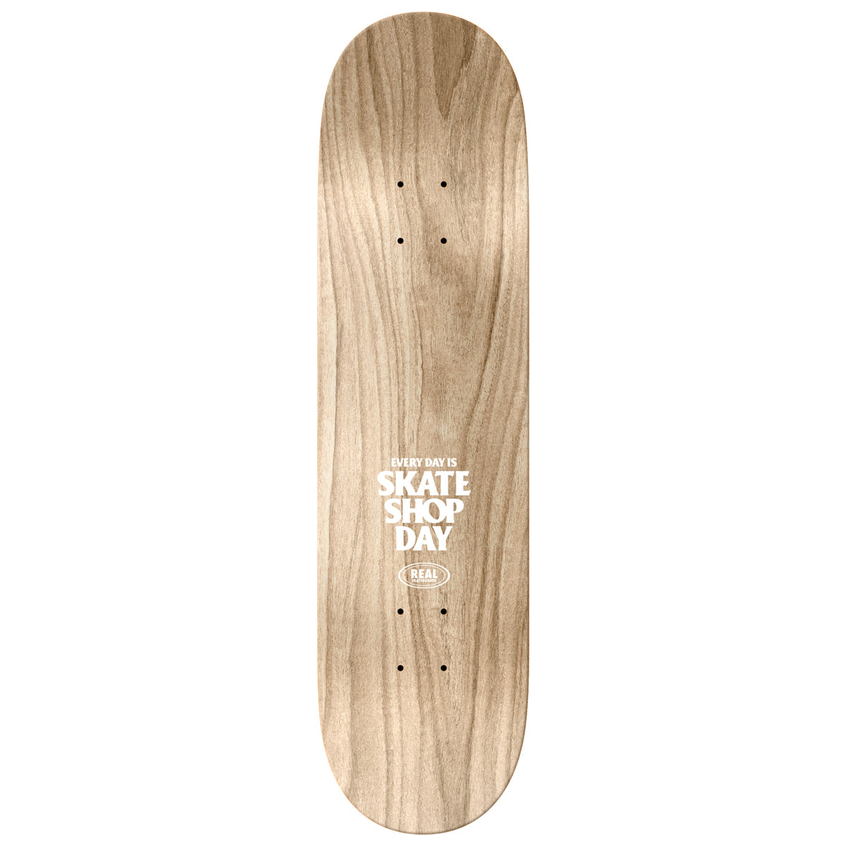 Real Skateshop Day Deck 8.5""
