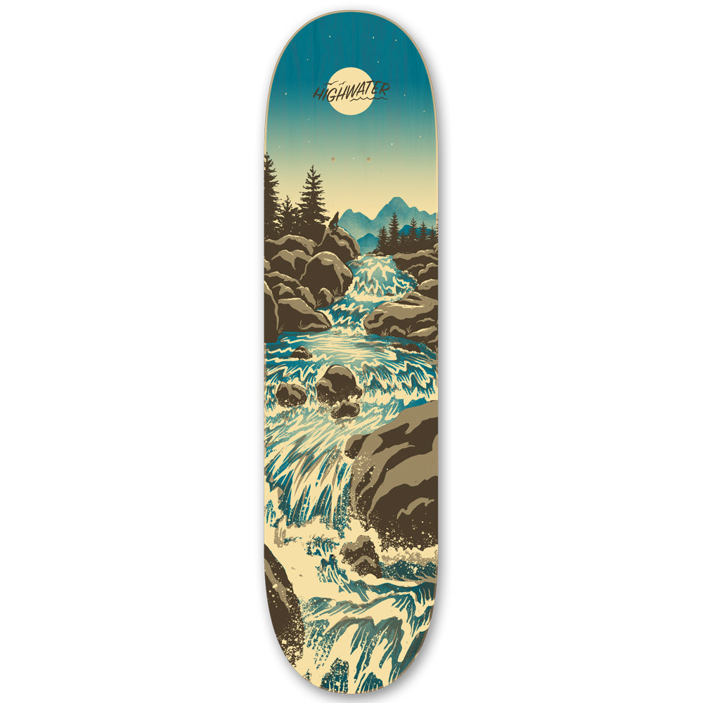 Highwater Great Outdoors River Deck 8.25""