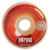 Satori Mandala Wheels Conical Shape 101A Red 54mm
