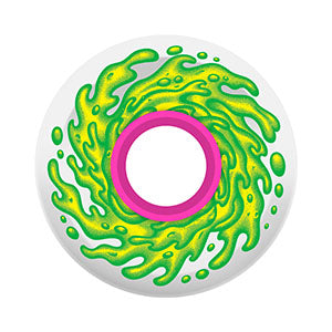 Santa Cruz Wheels OG Slime Clear Pink 78A Slime Balls 60MM