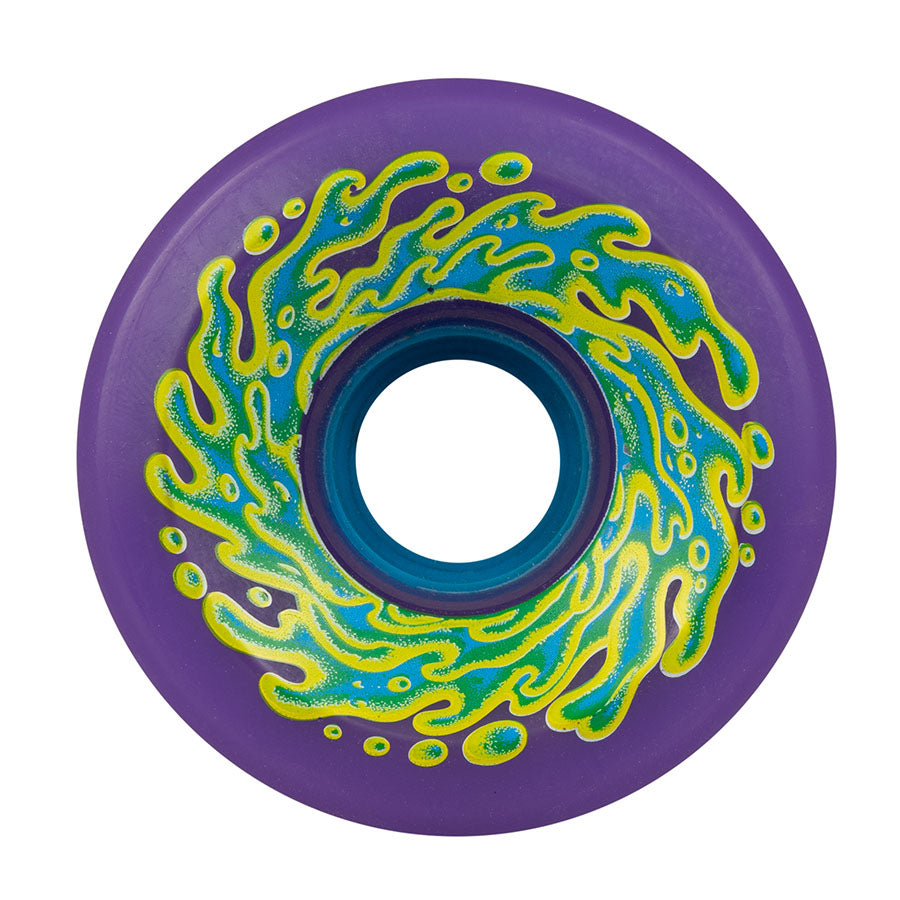 Slime Balls Wheels OG Neon Purple 66MM 78A