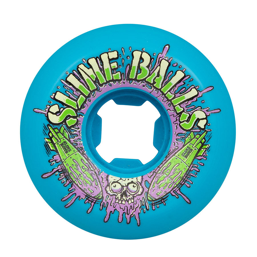 Santa Cruz Wheels Slime Bombs Speed Balls 99A 56mm