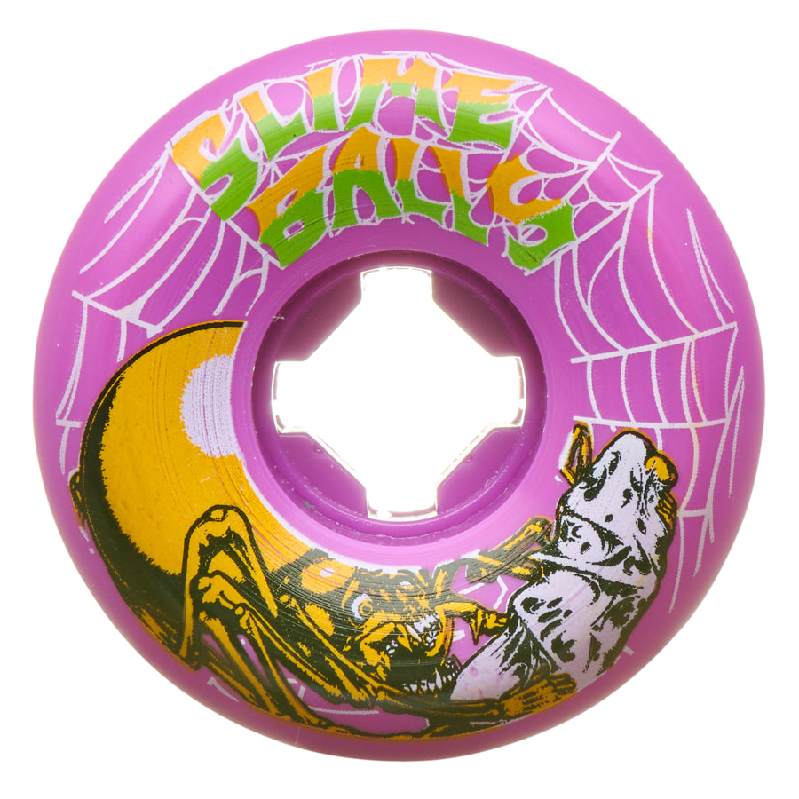 Santa Cruz Slime Web Speed Balls 99A 54mm Slime Balls