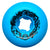Santa Cruz Wheels Vomits Blue 97a 60mm