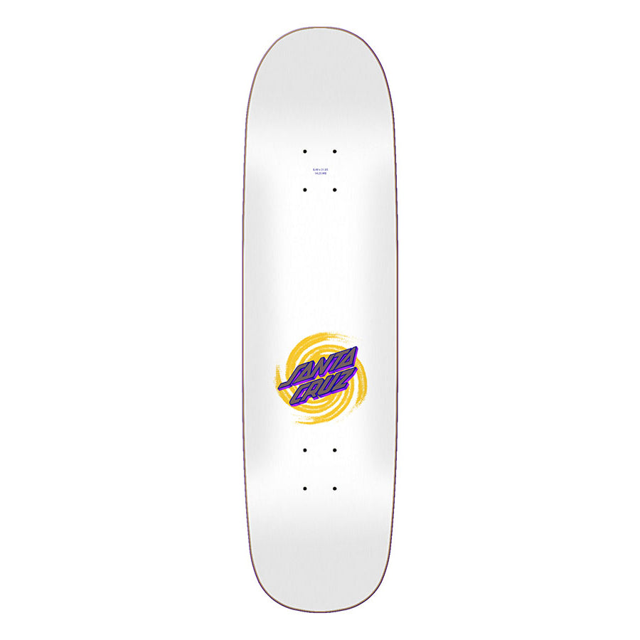 Santa Cruz Winkowski Eighth Dimension Powerply Deck 8.5