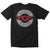 Ace Trucks Seal Tee Black