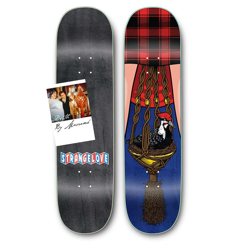 Strangelove Bird & Bush Deck 8.25