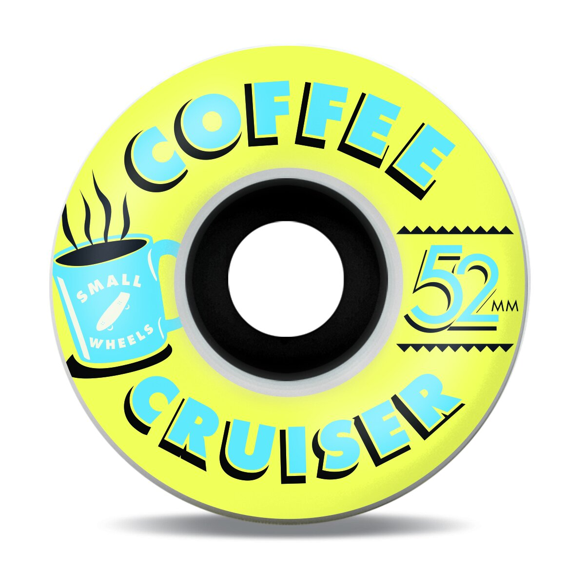SML Wheels Coffee Cruiser 78a Golden Hour 52mm