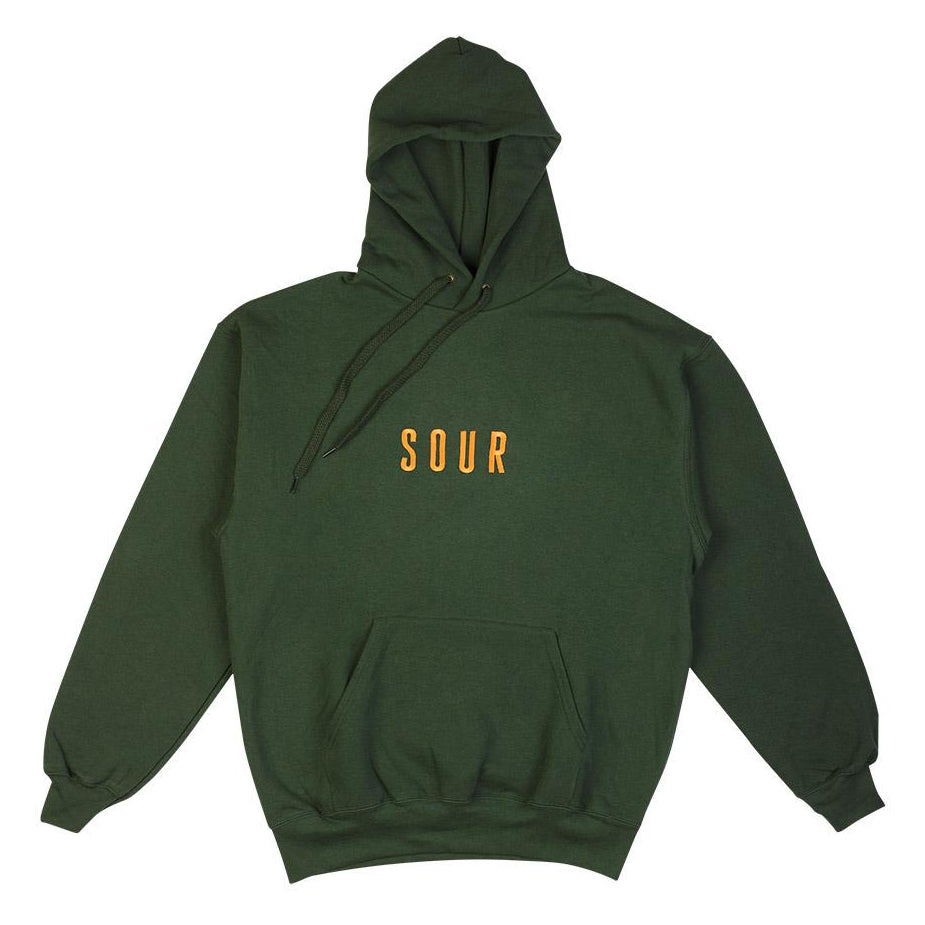 Sour Solution Army Hood Bottle Green