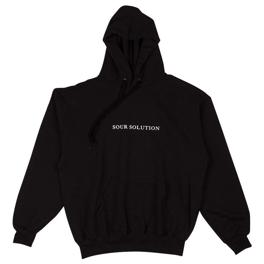 Sour Solution Bed of Nails Hoody Black