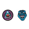 Speed Wheels Patch Set Shark