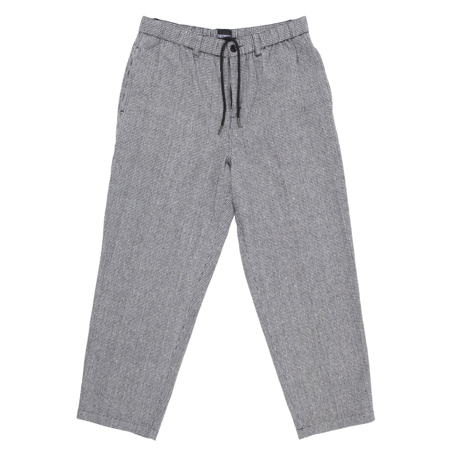 Theories Stamp Lounge Pant Houndstooth
