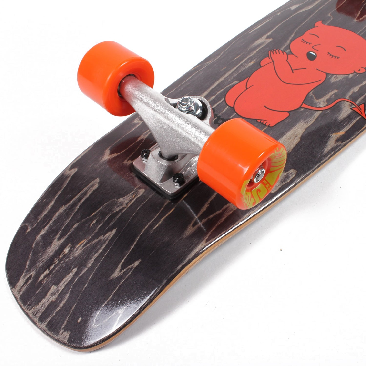Orchard Thoughts & Prayers Mini Cruiser Complete Gray