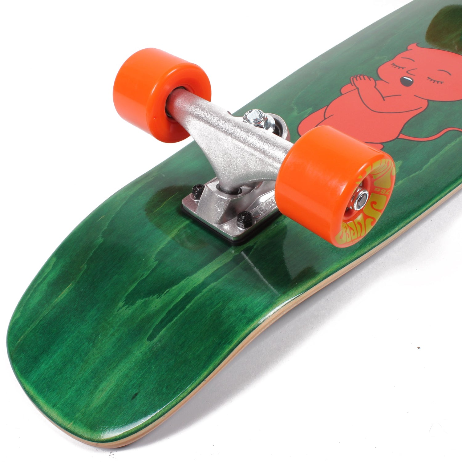 Orchard Thoughts & Prayers Mini Cruiser Complete Green