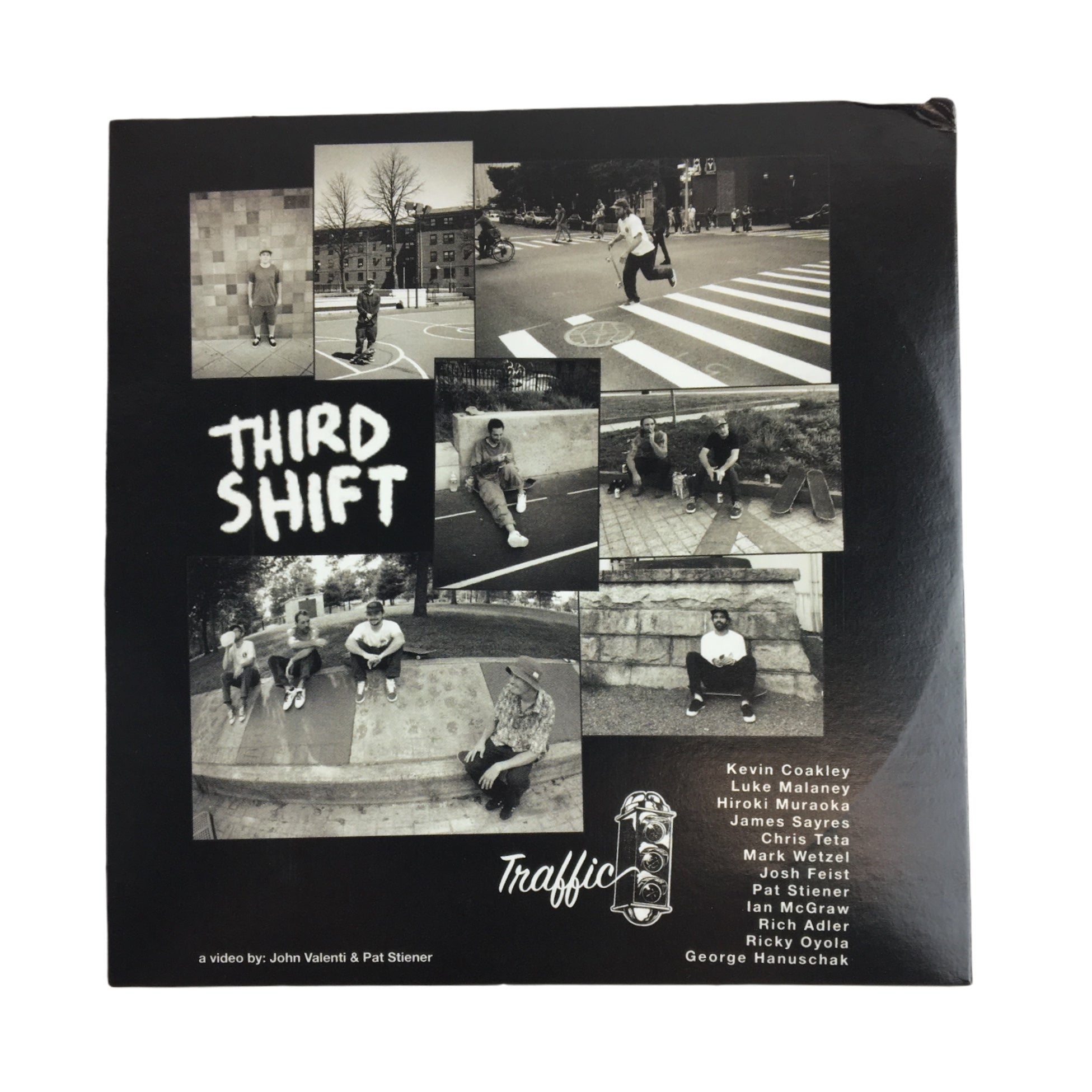 Traffic Third Shift DVD