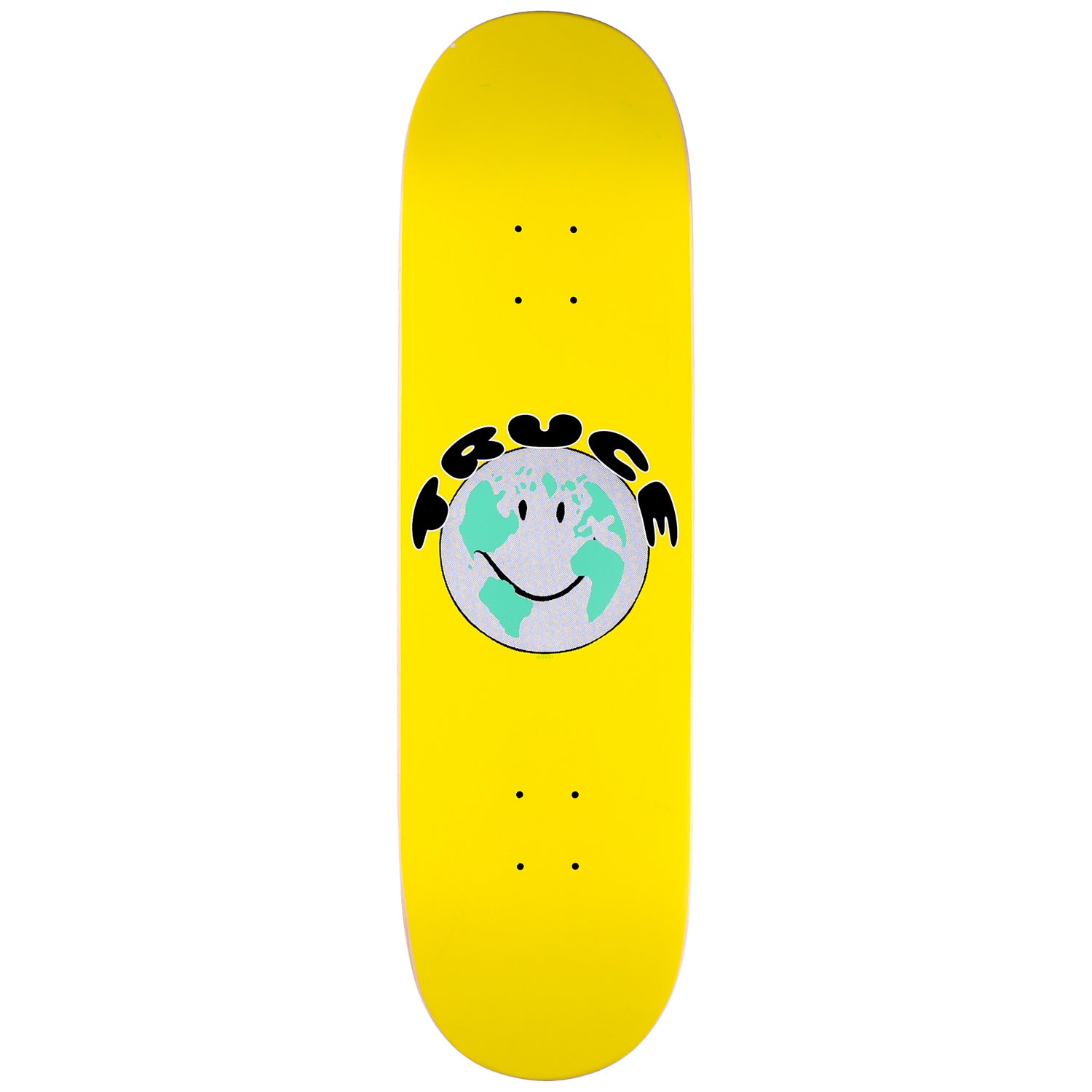 Quasi Team Truce  Deck Yellow 8.75""