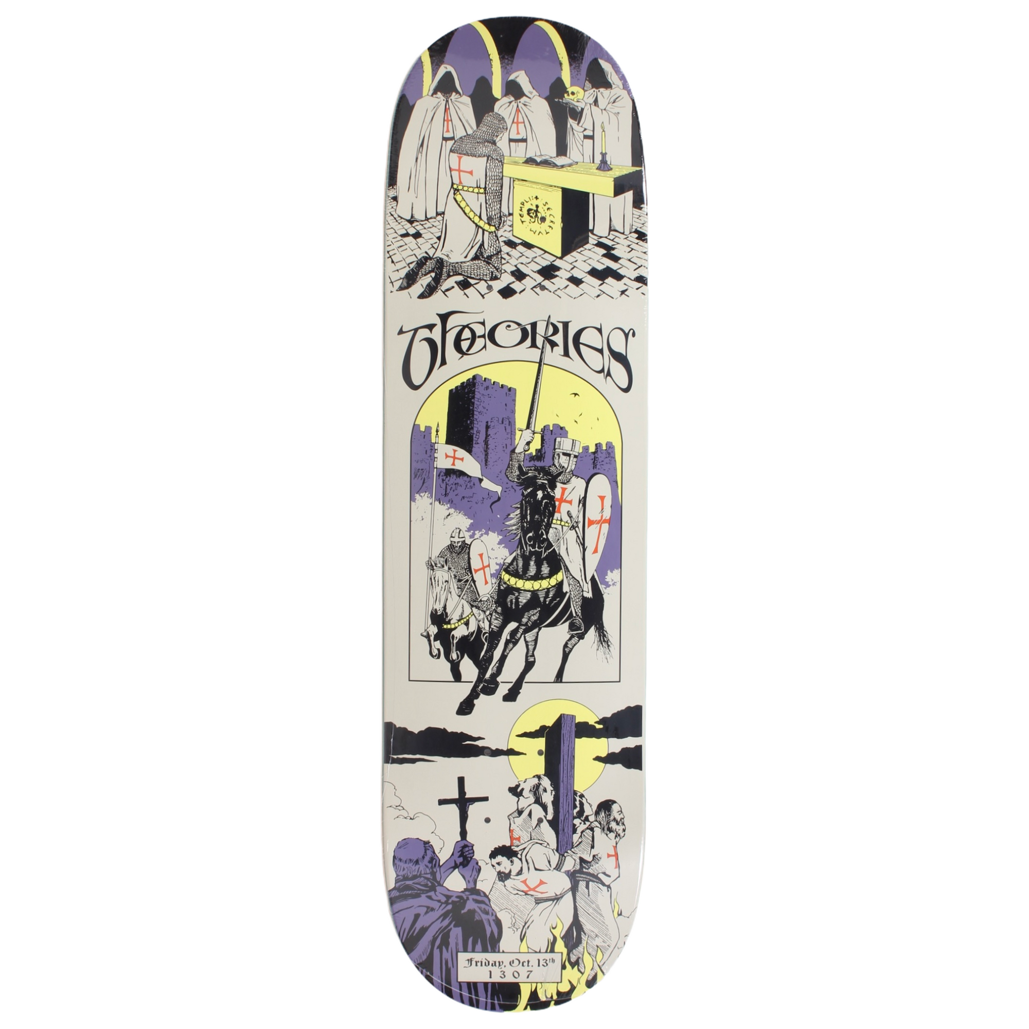 Theories Secretum Deck 7.75""