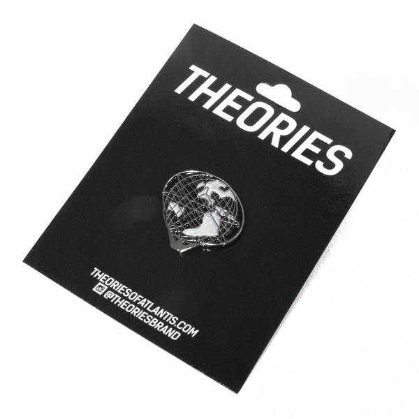 Theories Flushing Meadows Enamel Pin