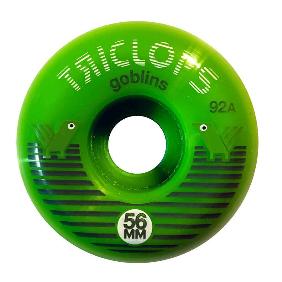 Triclops Wheels Green Goblins 92A 56mm