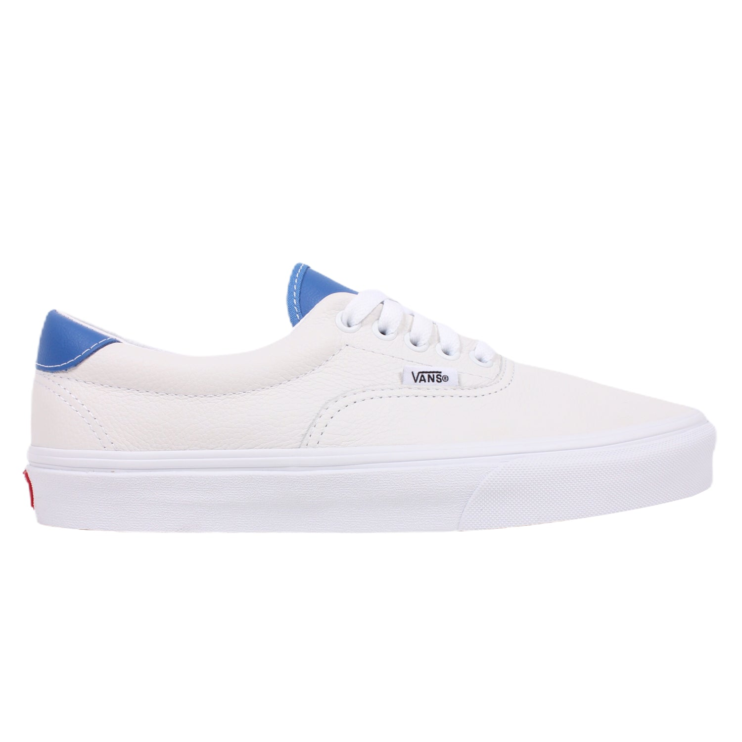 Vans UA Era 59 Leather Pop White