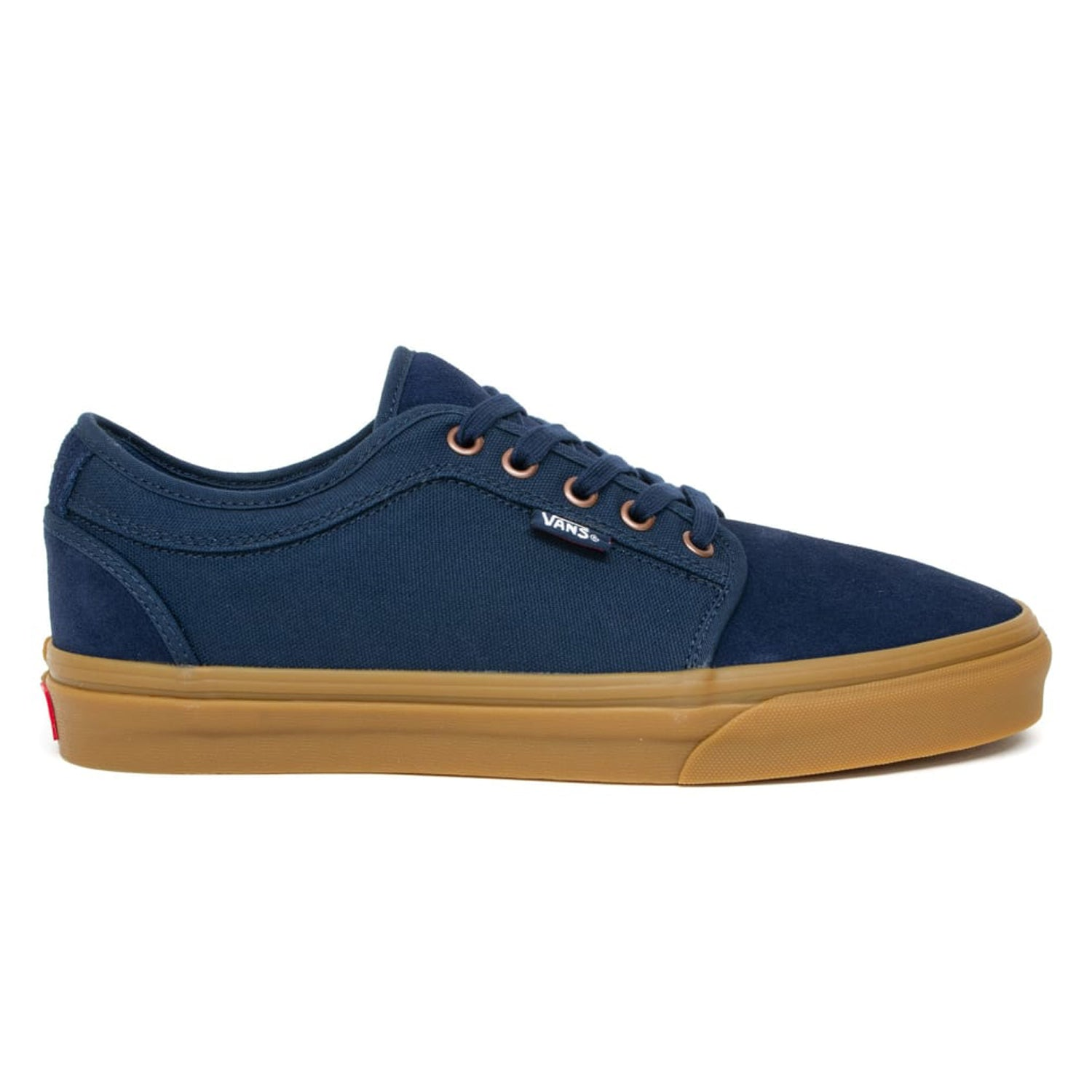 Vans Chukka Low Dress Blues/Gum