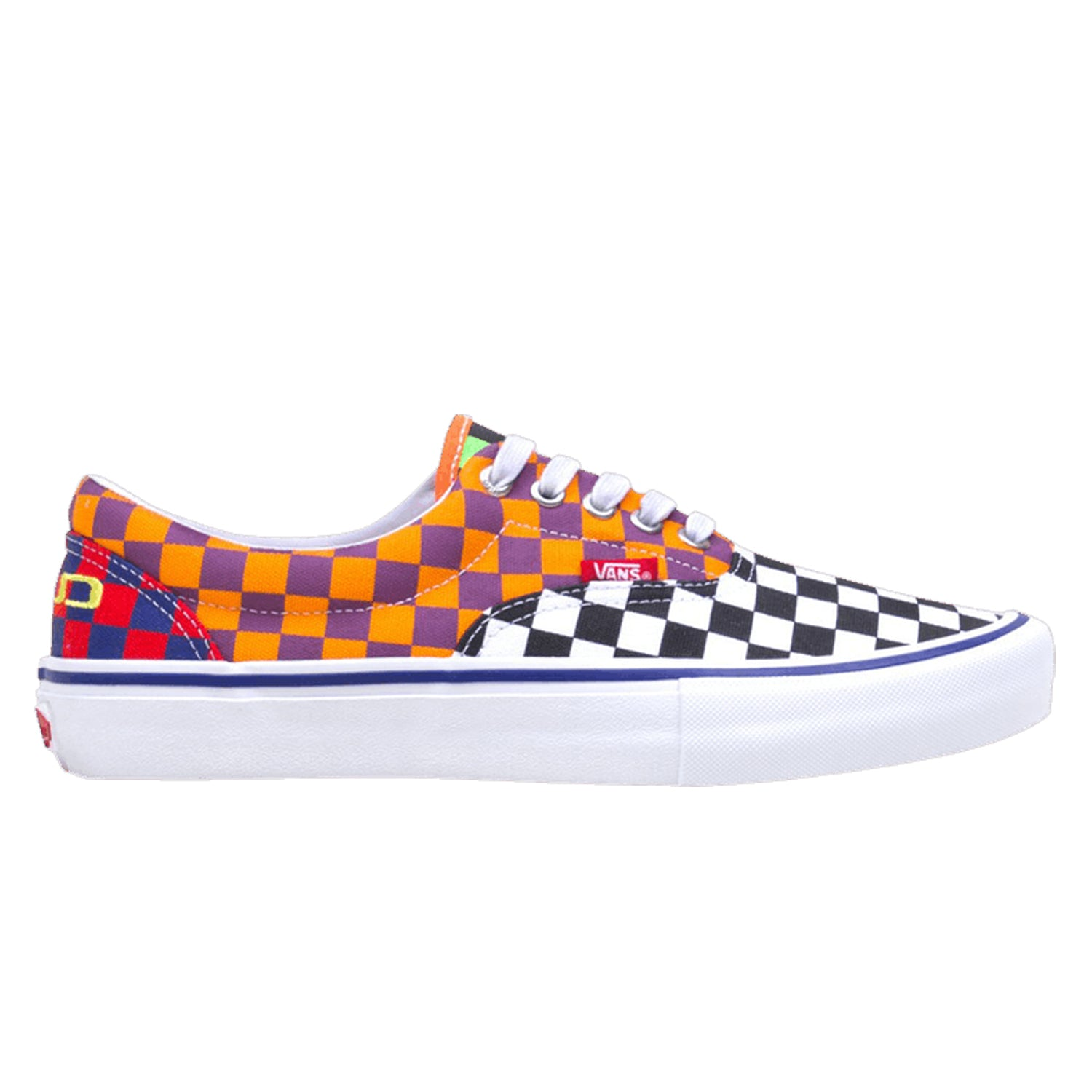 Vans X Club Gear Era Pro Multi Check