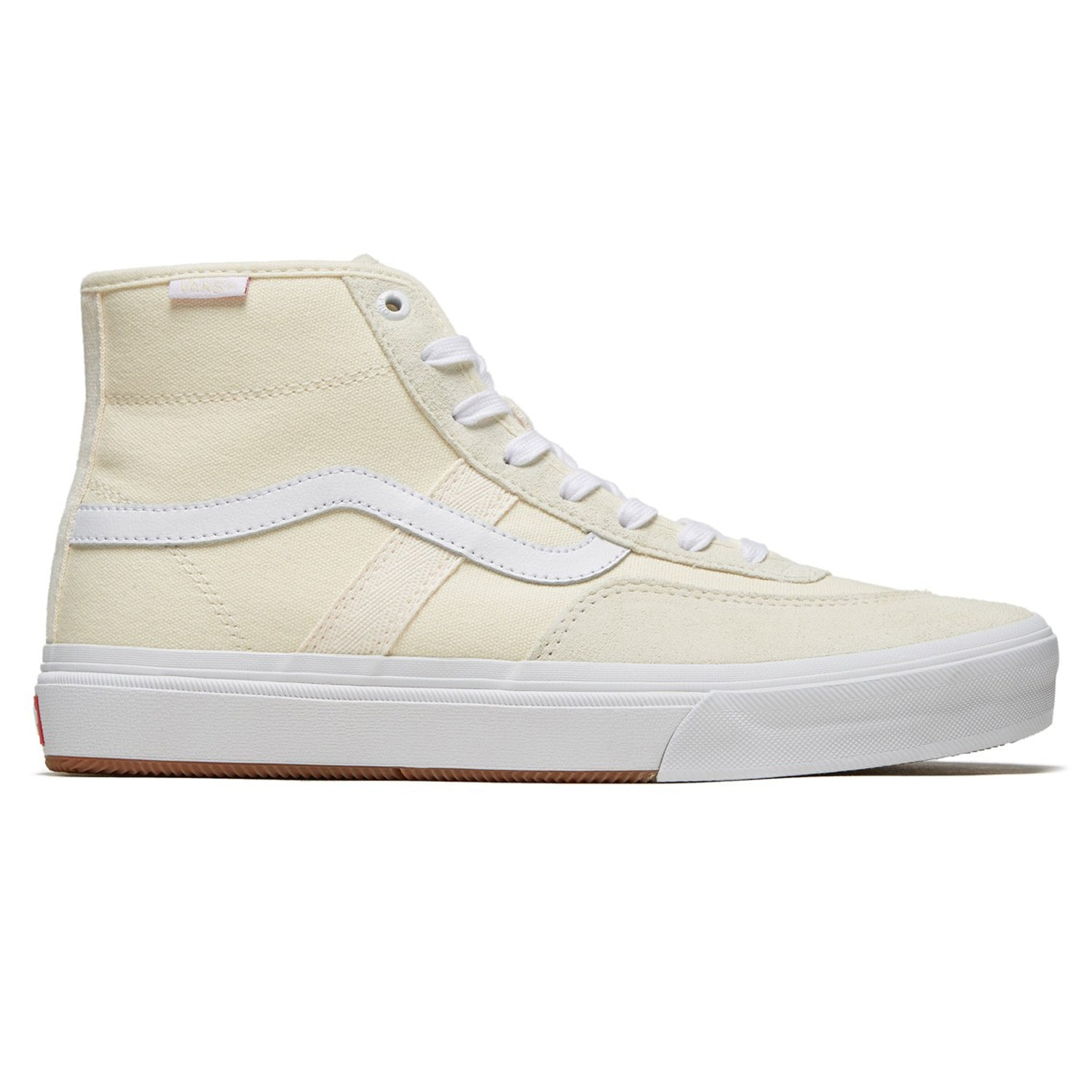 Vans Crockett High Pro Antique/White