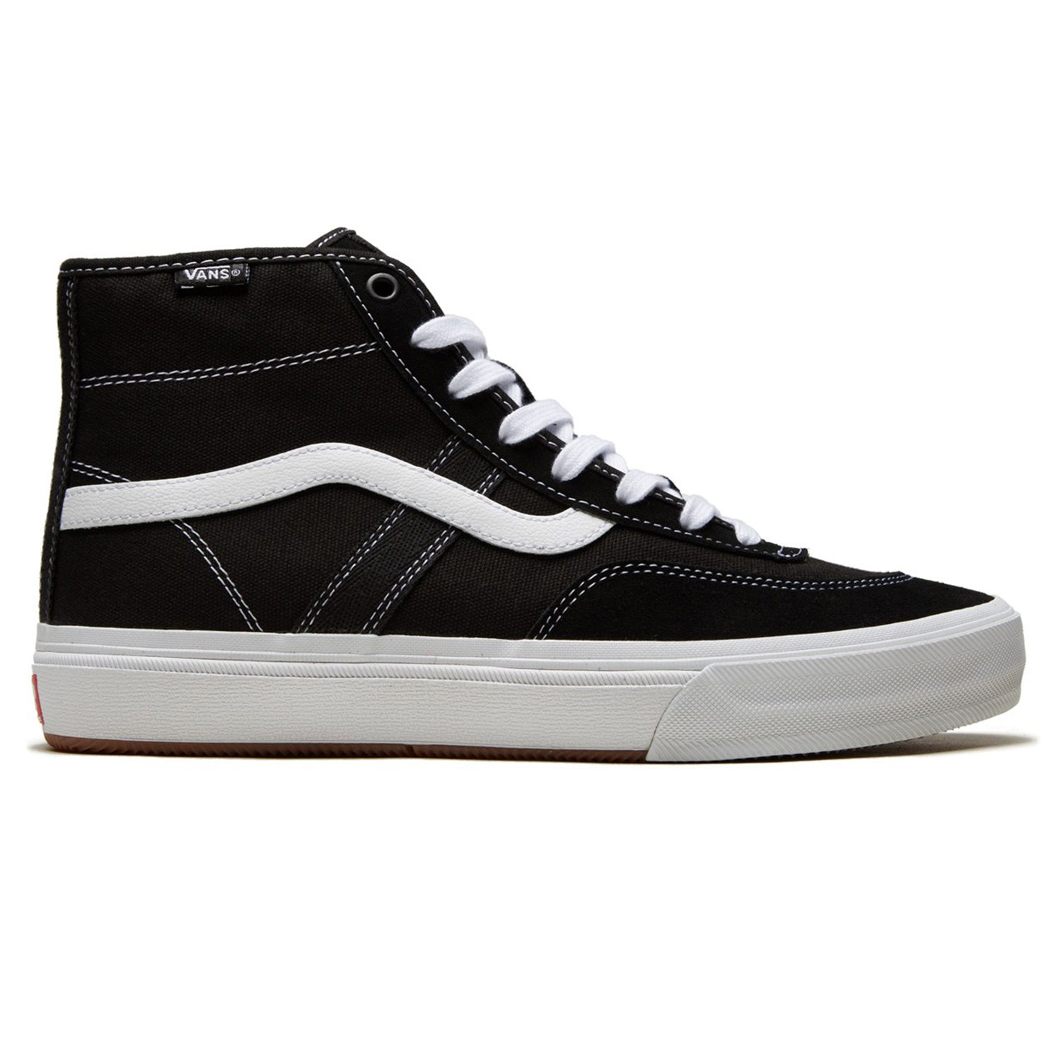 Vans Crockett High Pro Black/Black