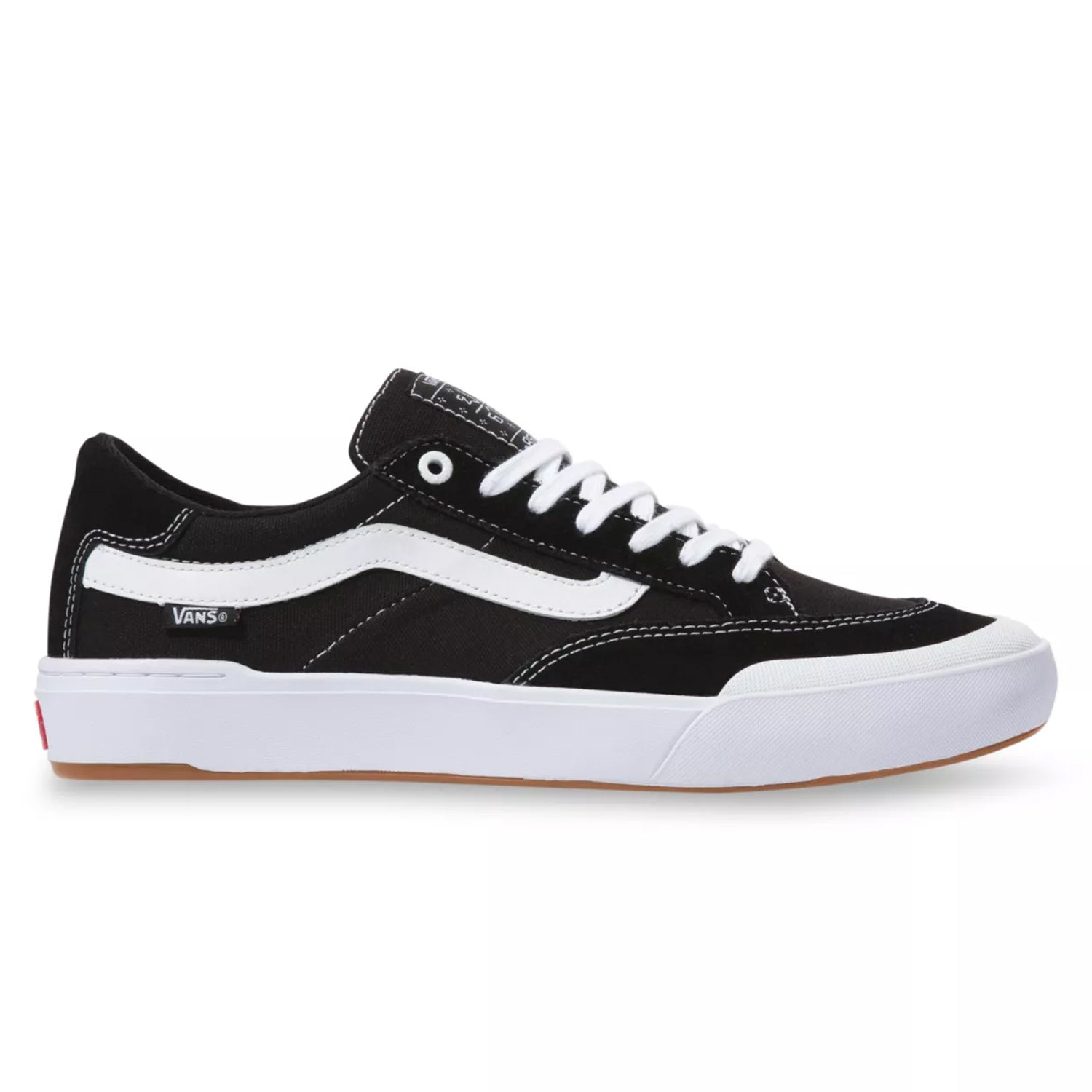 Vans Berle Pro Black/True White