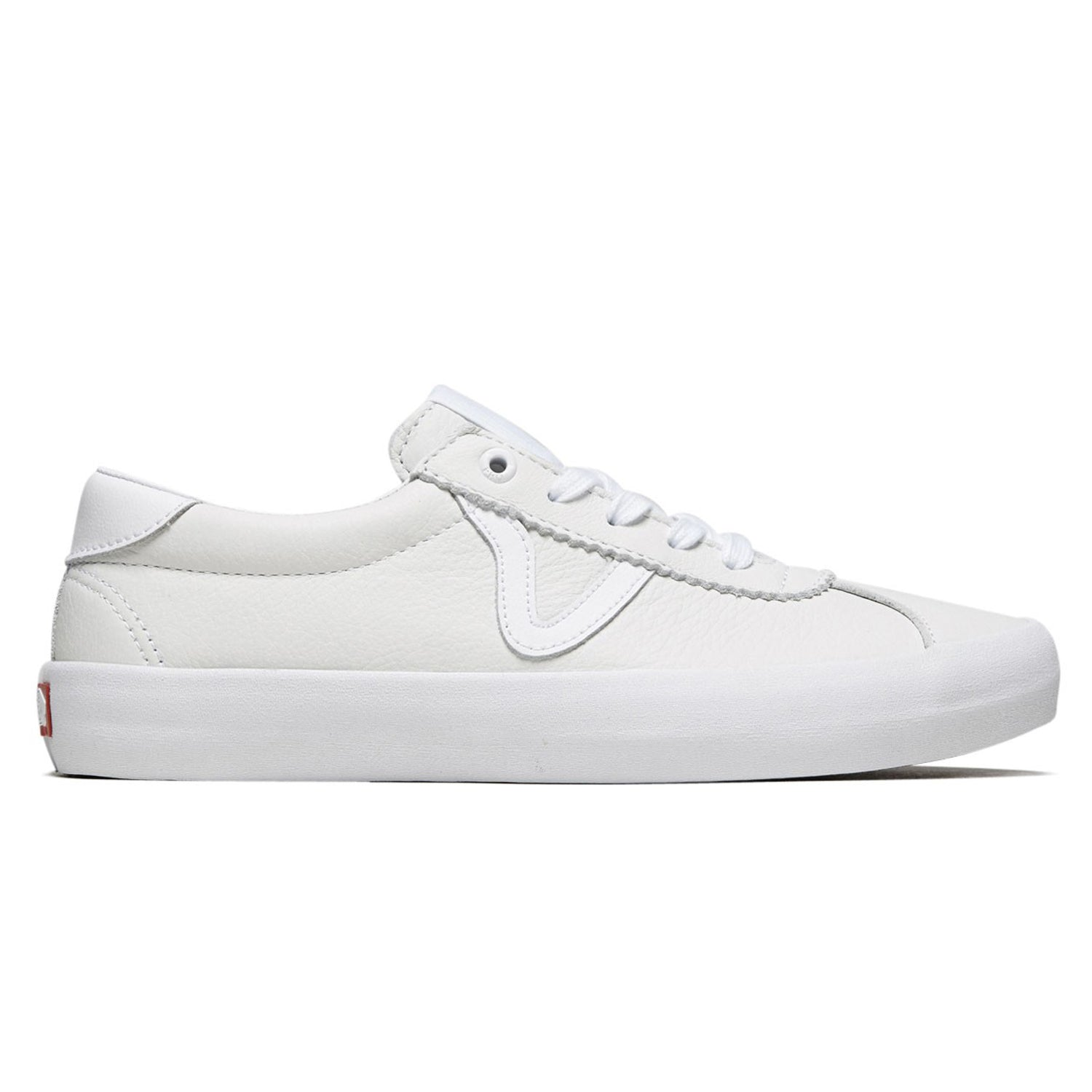 Vans Epoch Sport Pro White/White Leather