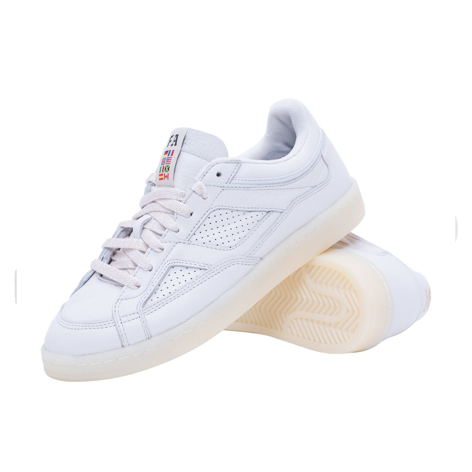 Adidas FA Experiment 2 Shoes Crystal White/Chalk White
