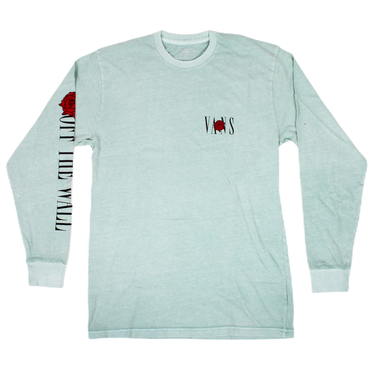 Vans Kyle Walker Rose Longsleeve Surf Blue