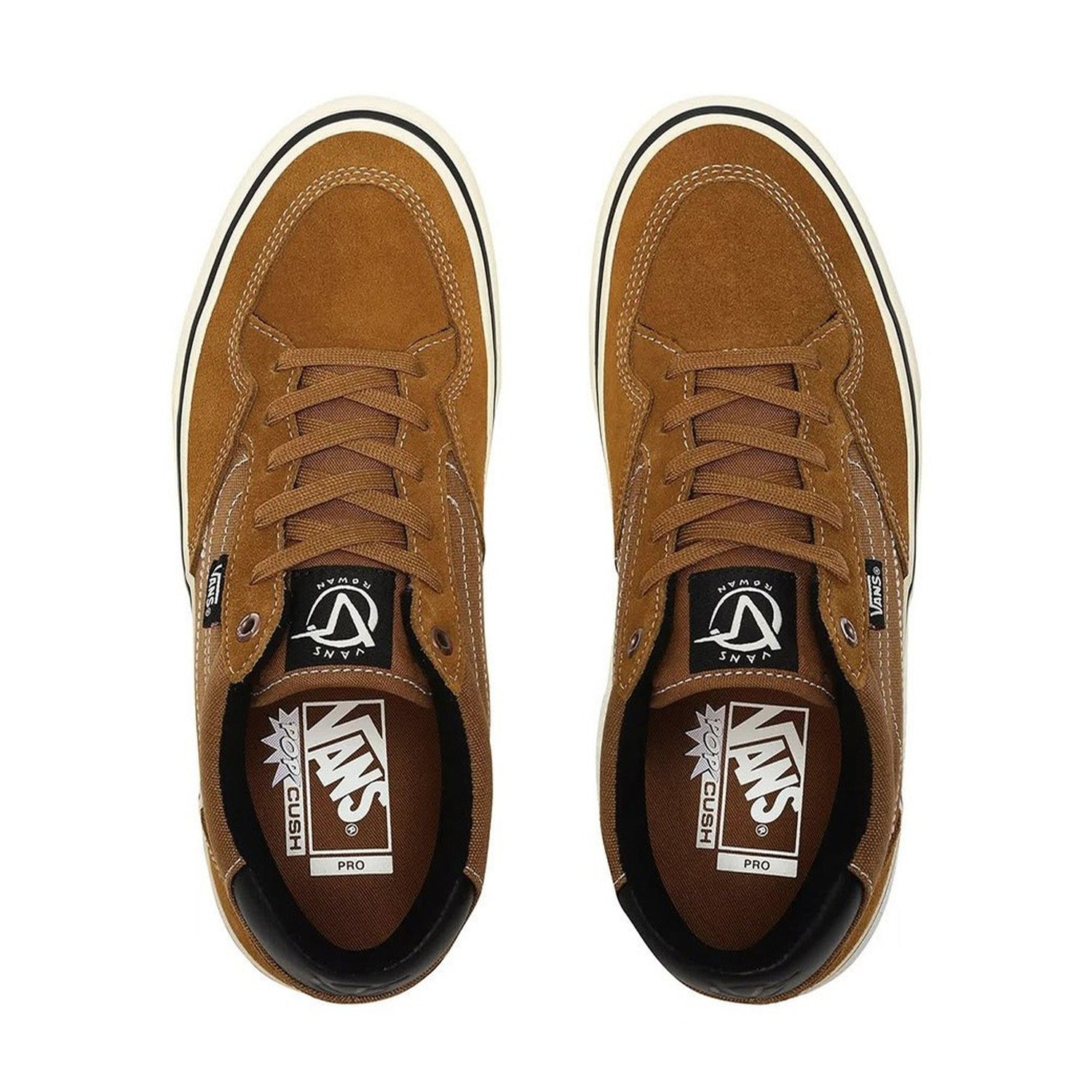 Vans Rowan Pro Bronze/Antique