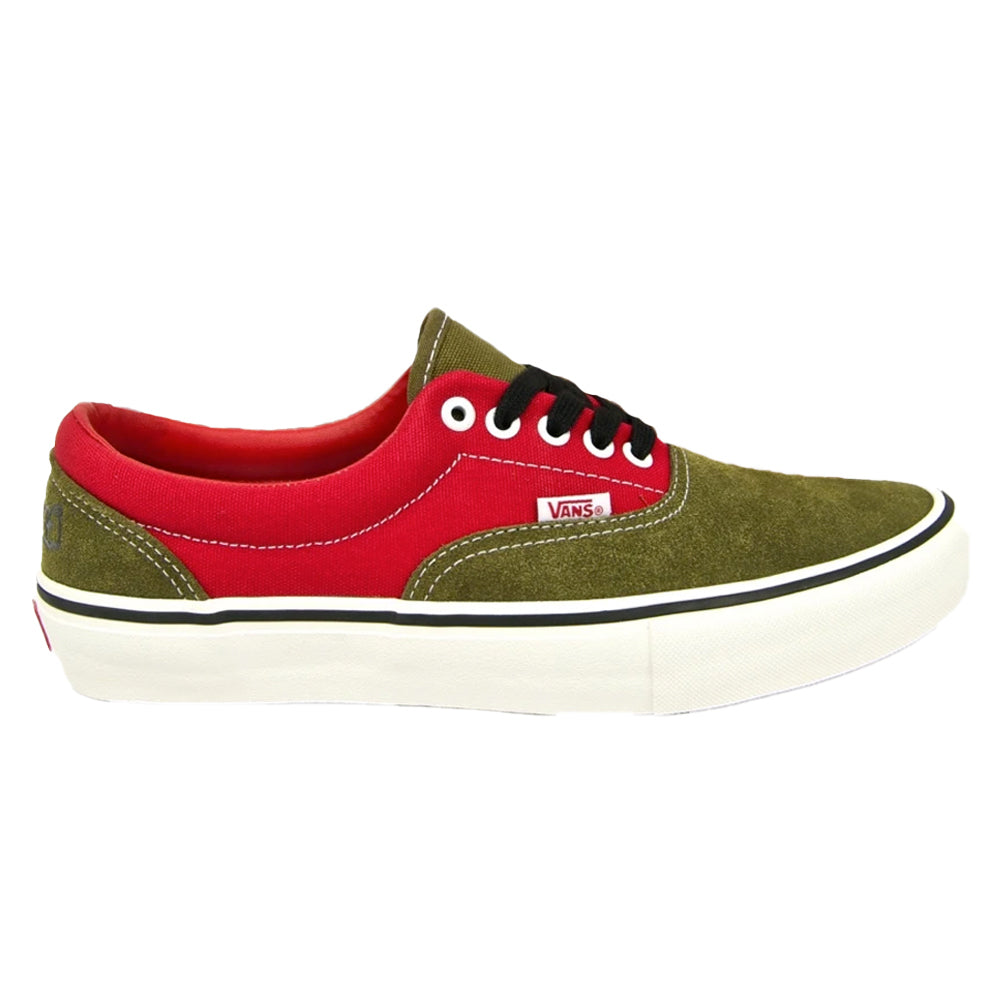 Vans Era Pro LTD LOTTIES Red/Military