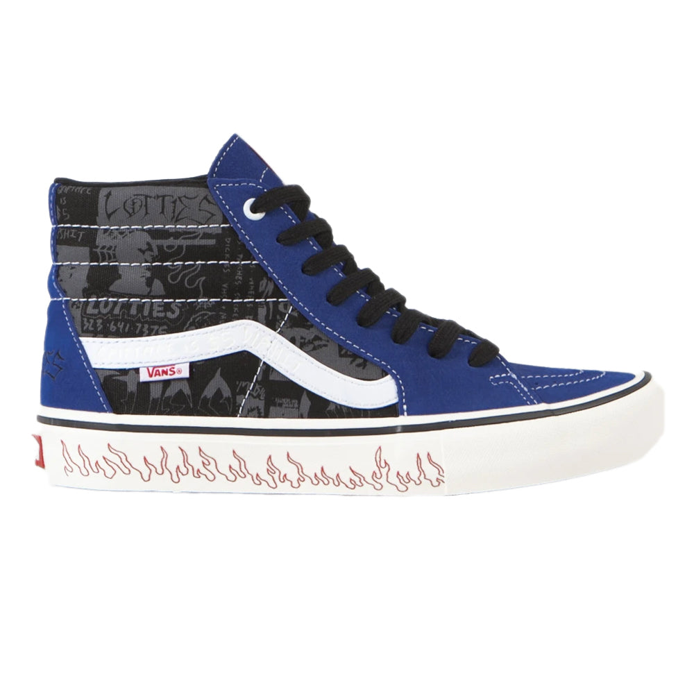 Vans Sk8-Hi Pro LTD LOTTIES Blue/Black