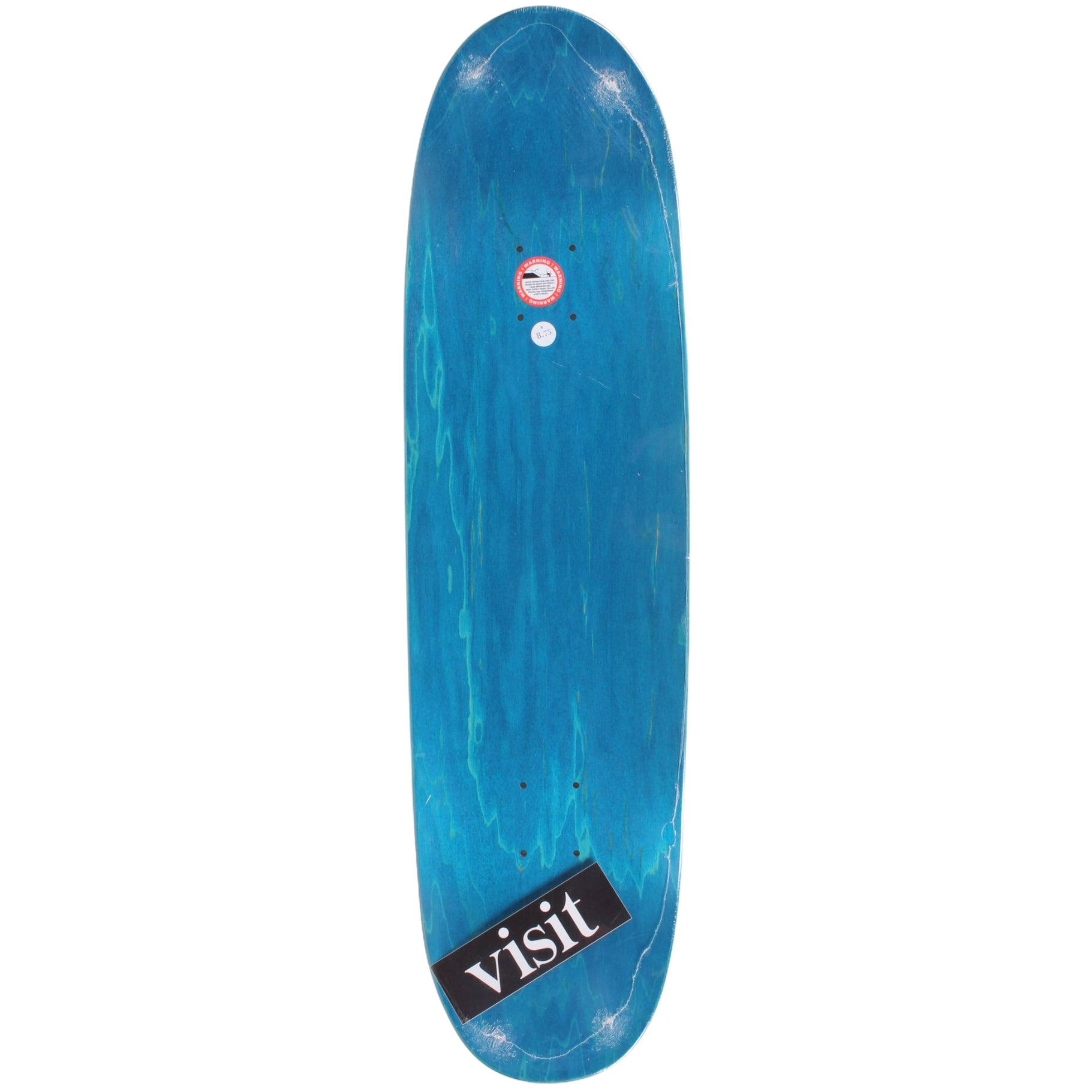 Visit Ryan Gallant Daisy Deck (Football Shape) 8.75""