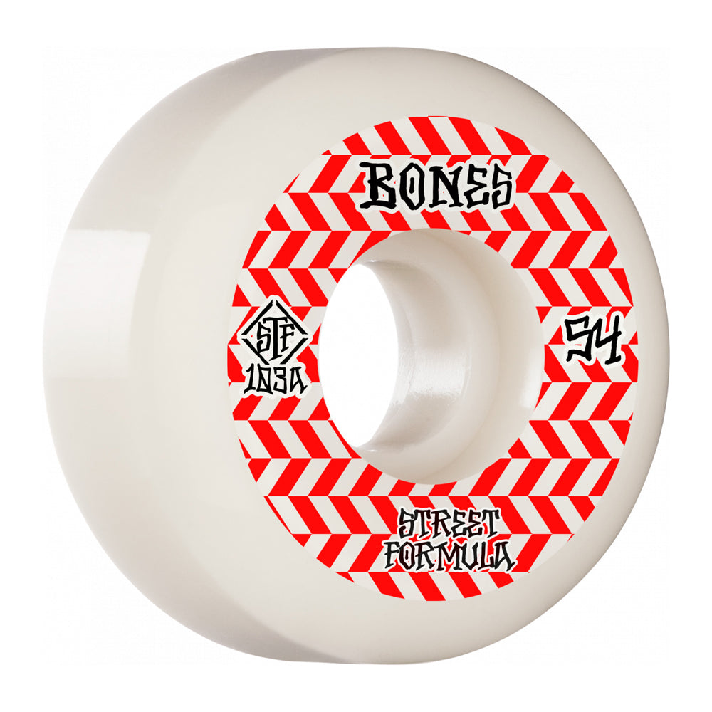 Bones Wheels Patterns V5 Sidecut STF 103A 54mm