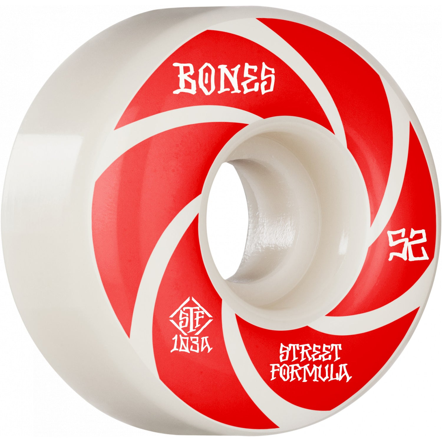 Bones Wheels Patterns V1 Standard STF 103A 52mm