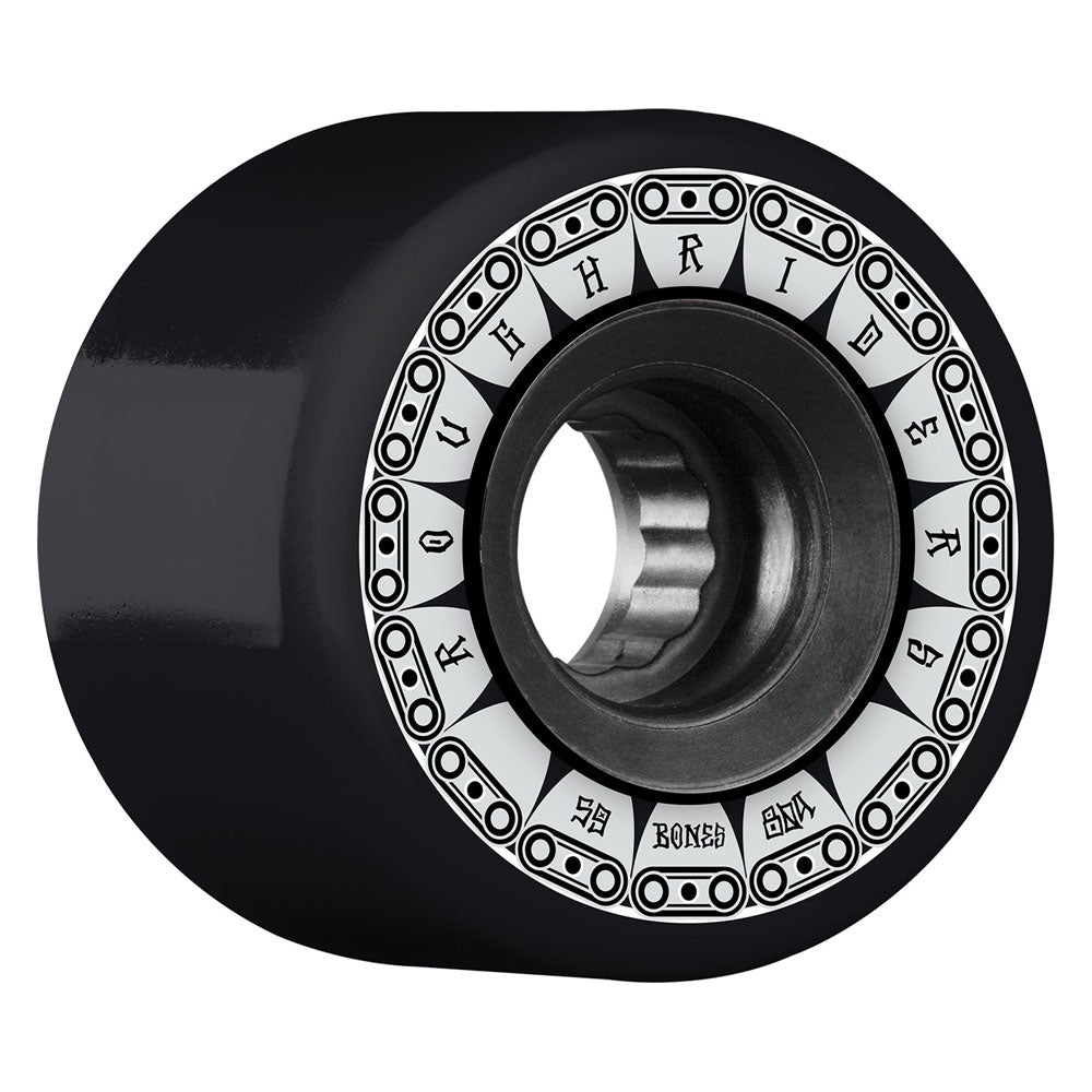 Bones Wheels Rough Riders Tank 59mm Black