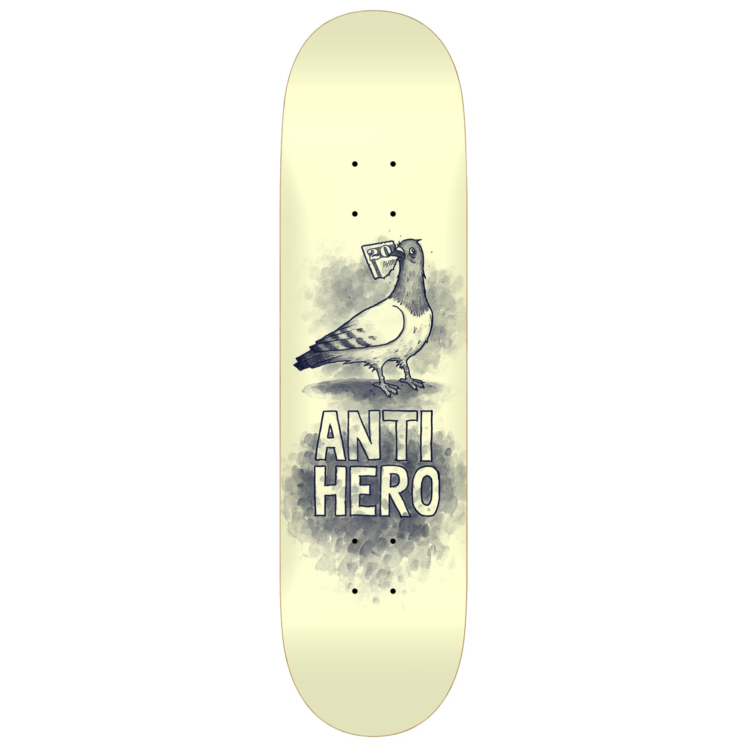 Anti-Hero Budgie PricePoint Deck 8.5
