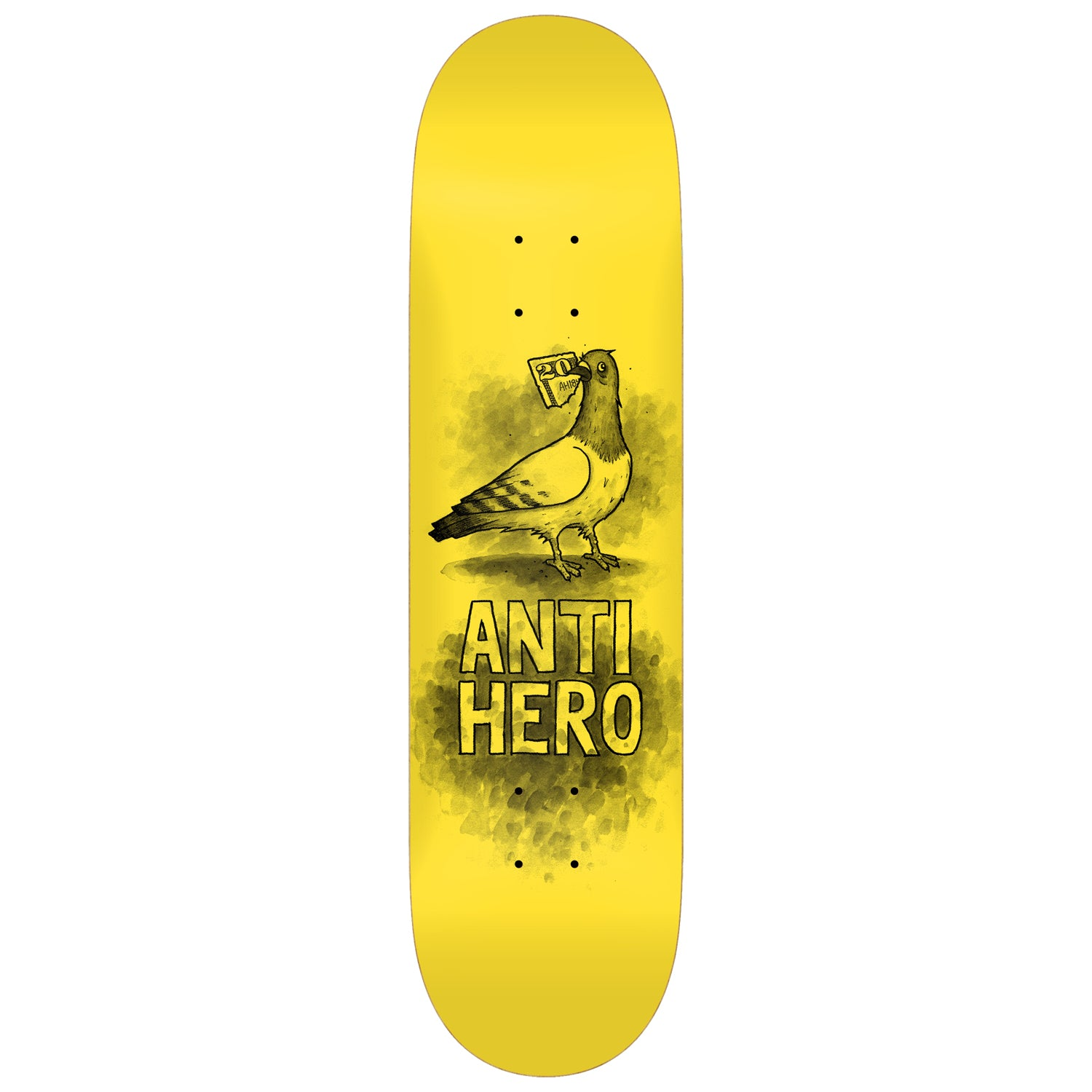Anti-Hero Budgie PricePoint Deck 8.25
