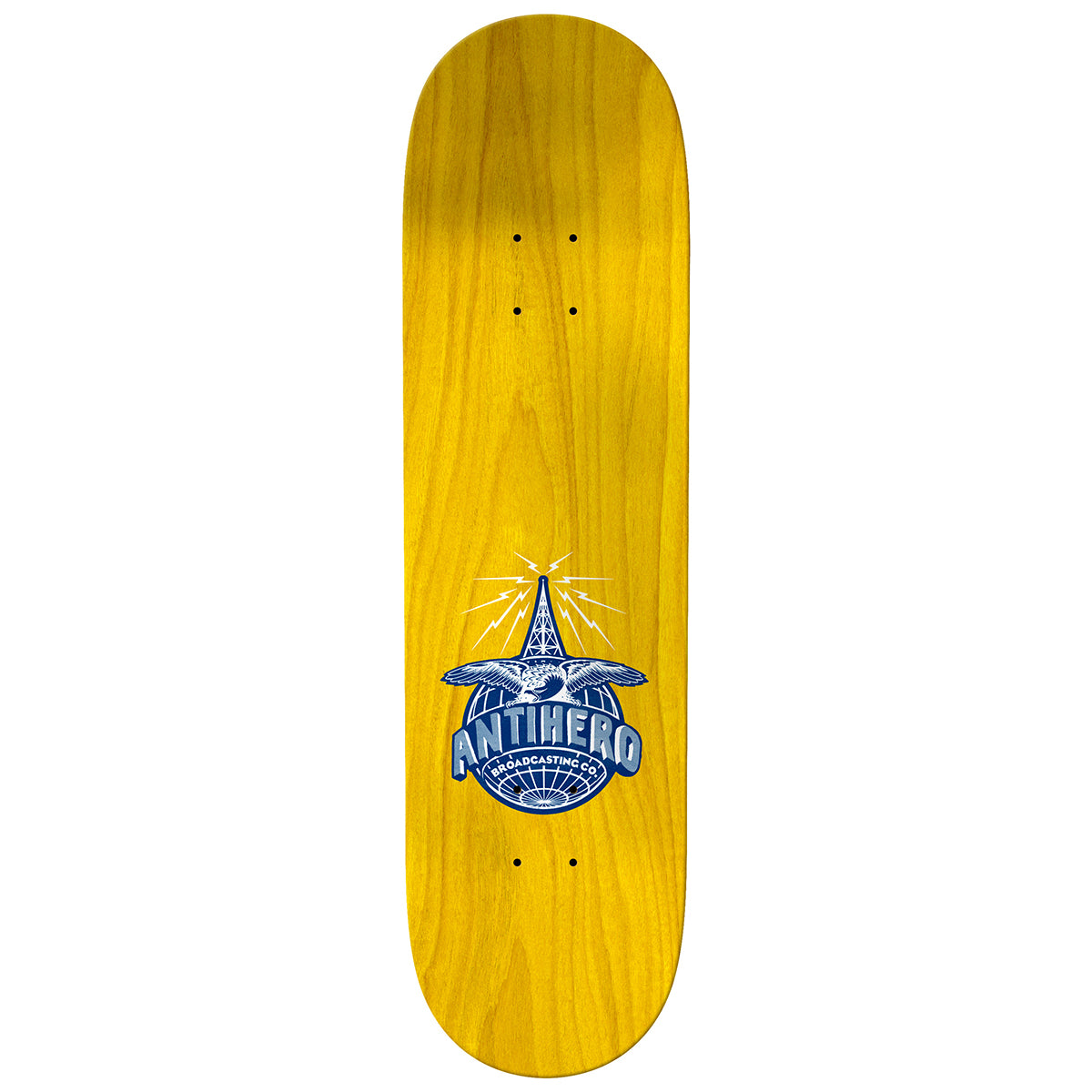 Anti Hero Raney Broadcasting Deck 8.06""