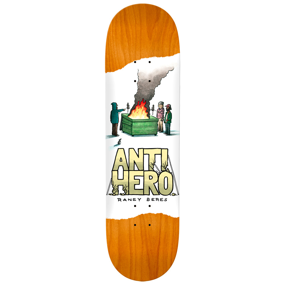 Anti Hero Deck Raney Expressions 8.25
