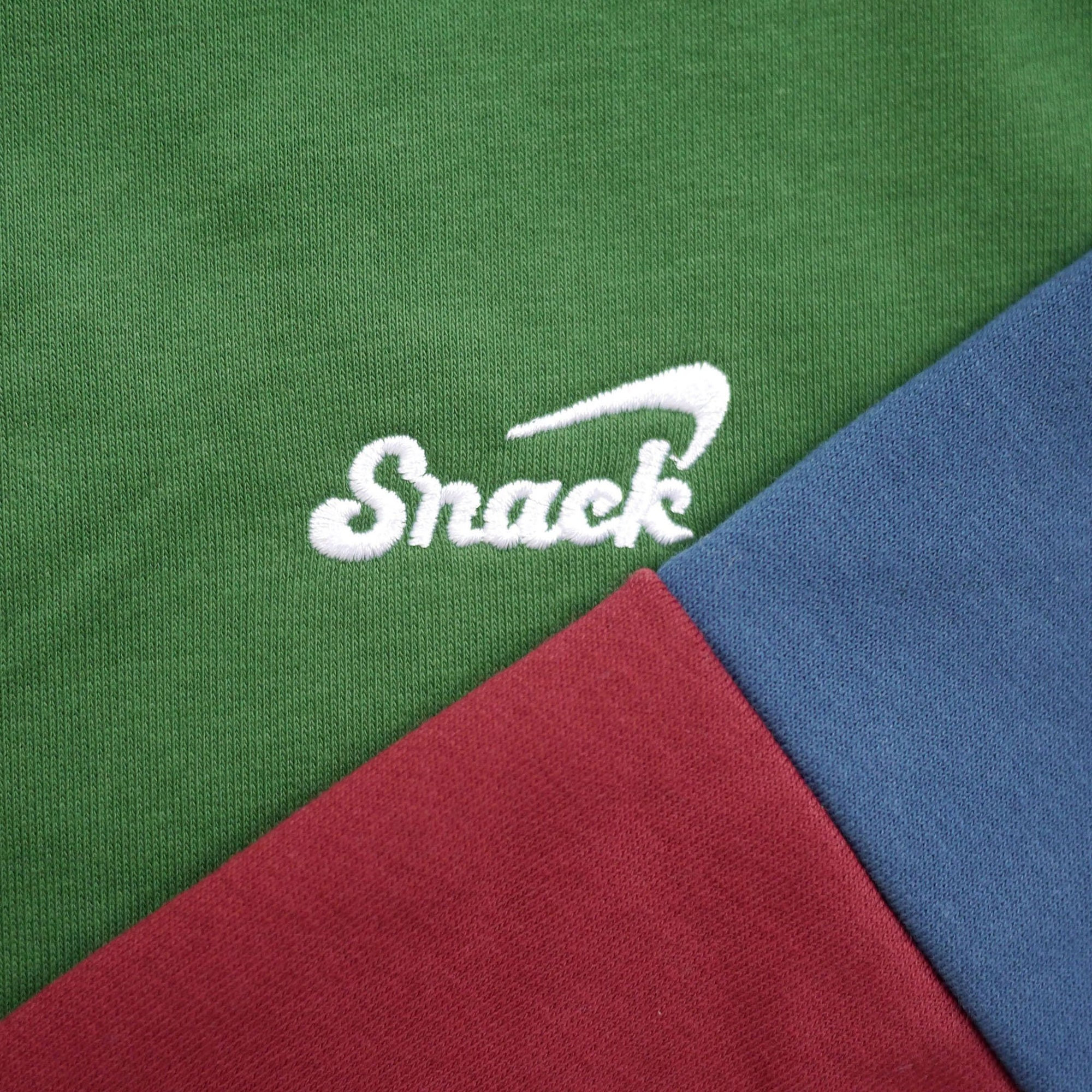Snack Alive Panel Rugby Shirt