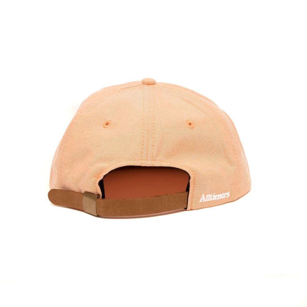 Alltimers Broadway Hat Orange