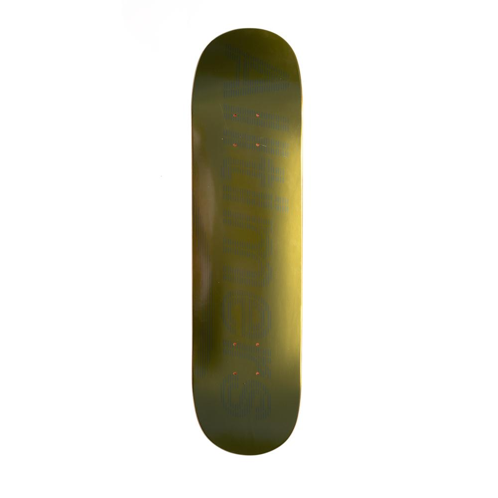 Alltimers Tonal Foil Yellow Deck 8.0